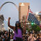 Demonstrations Over Death Of George Floyd, Killed In Police Custody In Minneapolis, Erupt In St. Louis