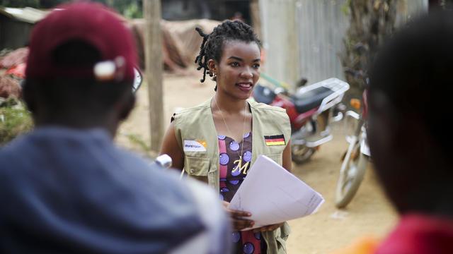 Virus Outbreak Congo Ebola