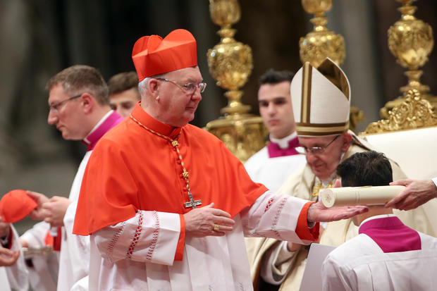 Pope Francis Appoints New Cardinals