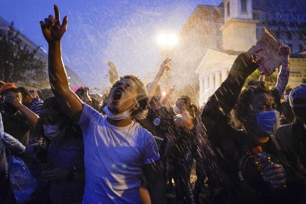 Washington, D.C., protesters