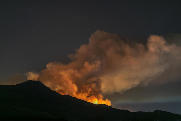 climate change wildfires