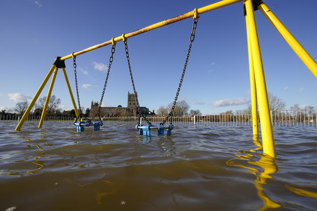 climate change england floods