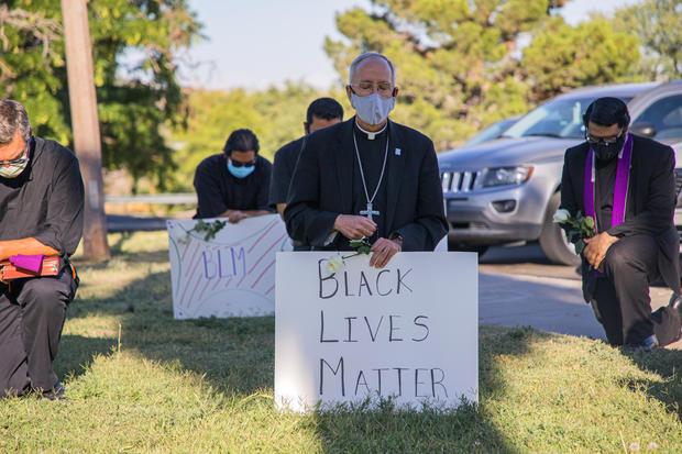 America Protests Vatican