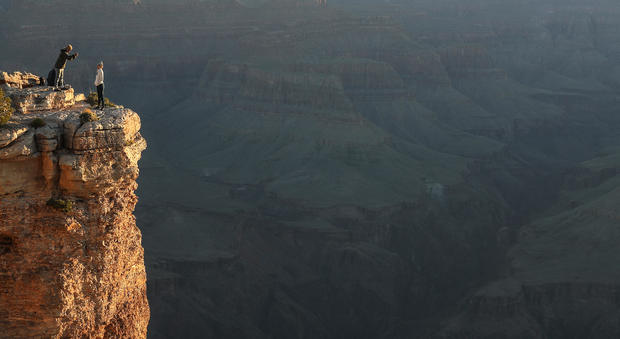 Grand Canyon Opens With Limited Capacity And Services On Weekends Amid Pandemic