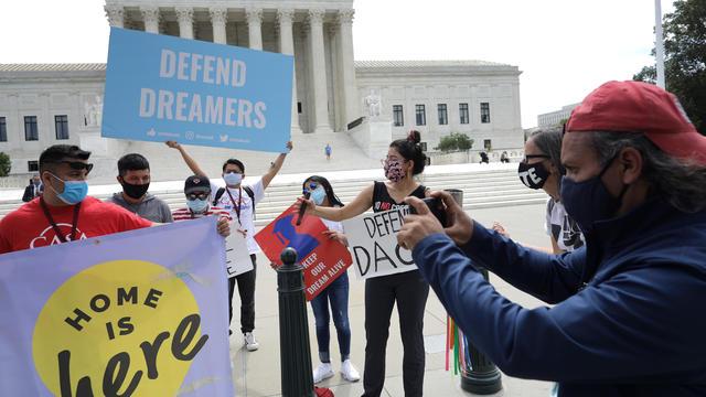 Supreme Court Immigration — DACA