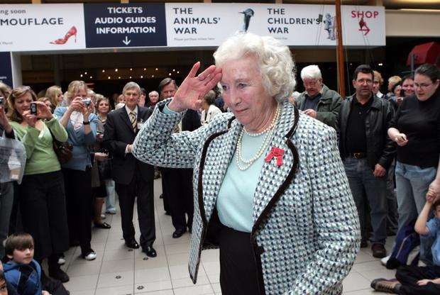Dame Vera Lynn 90th Birthday Celebrations