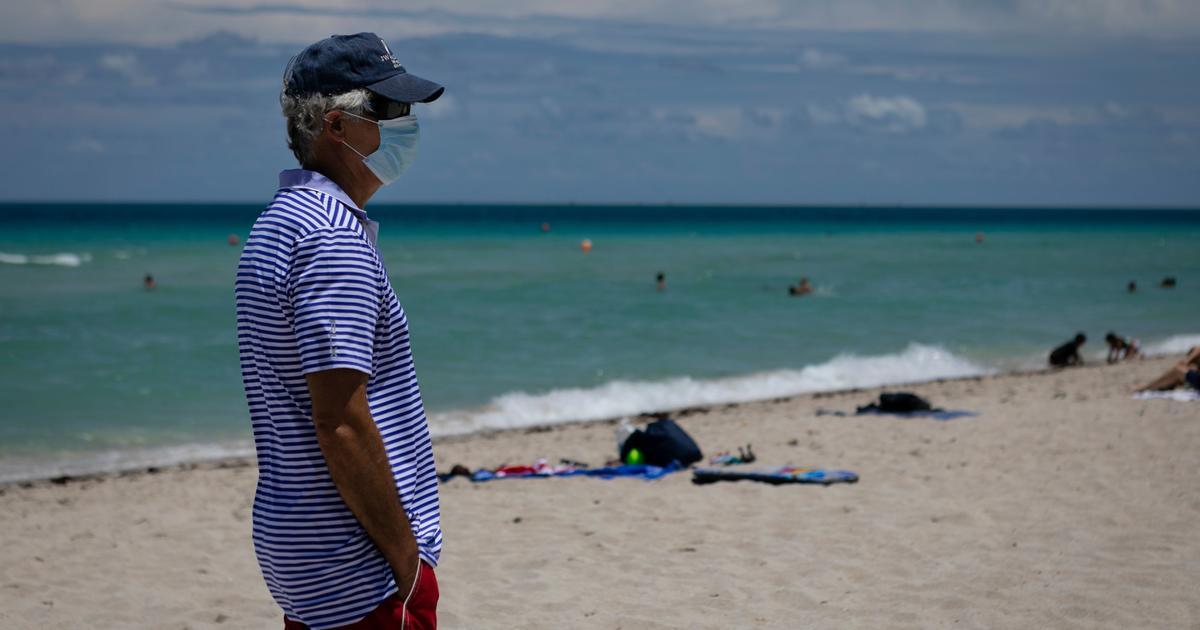 Florida could be the next coronavirus epicenter, report warns thumbnail
