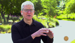 Apple CEO Tim Cook on the nexus of technology and social change
