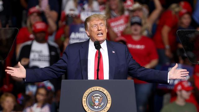 Donald Trump — Tulsa, Oklahoma, rally