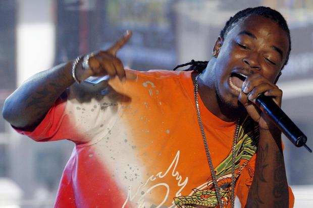 Rapper Killed Missouri