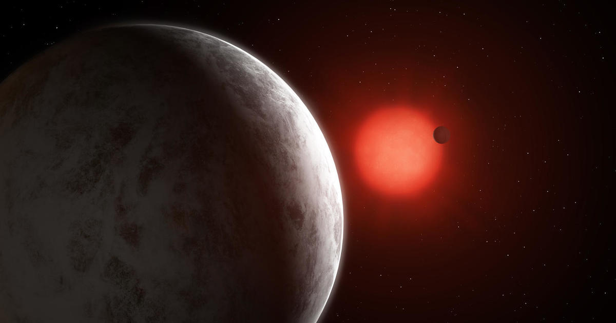 "Astronomers discover nearby super-Earths that could ""potentially host life"" - CBS News"