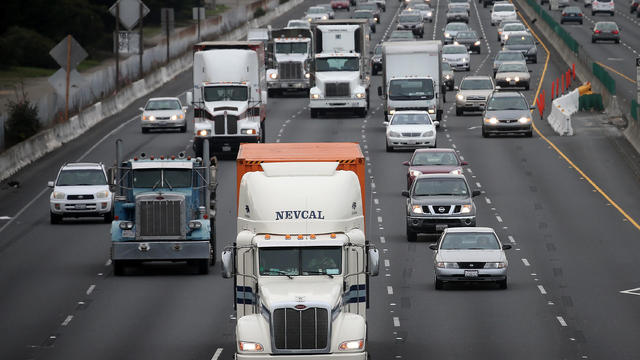 Tighter Fuel Efficiency Standards For Medium And Heavy-Duty Vehicles Announced By Obama