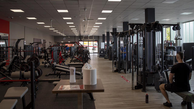 Reopening of the fitness studios in Bavaria