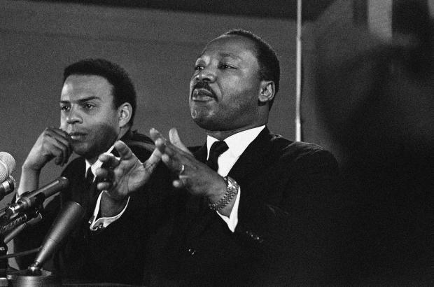 Dr. Martin Luther King Jr  Speaking