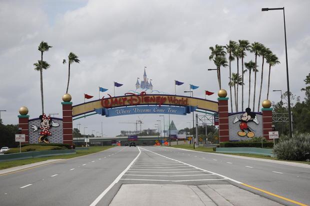 Walt Disney World Near Orlando To Reopen On Saturday