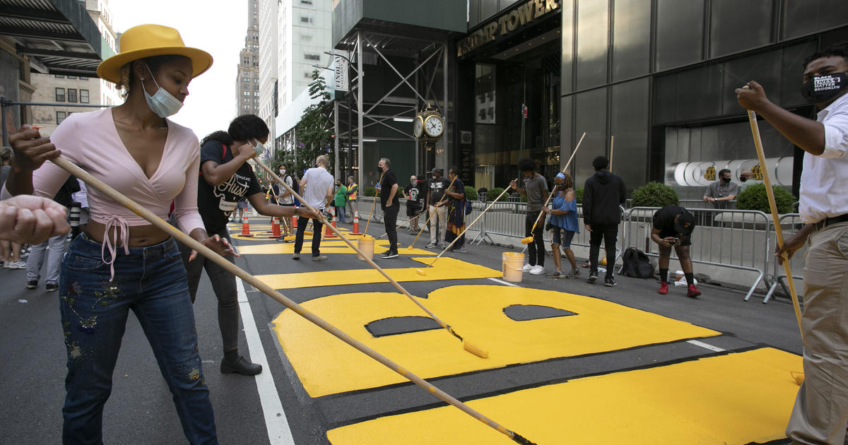 New York City paints