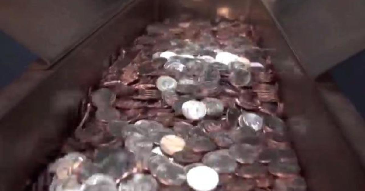 Coin Shortage  - cover