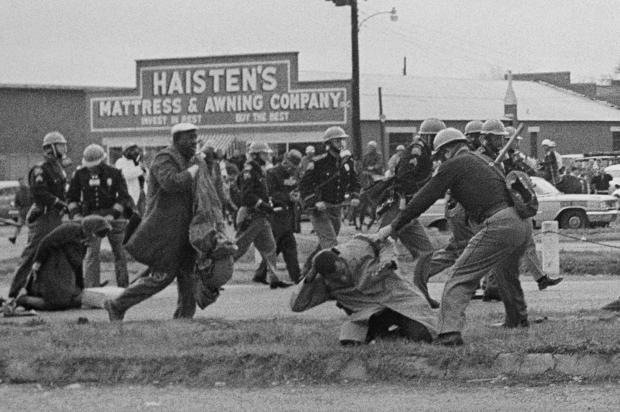 Selma Civil Rights March 1965