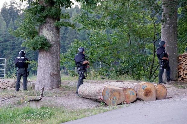 Germany Manhunt