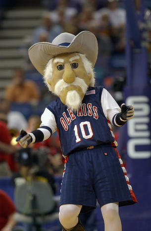 Controversial sports team mascots