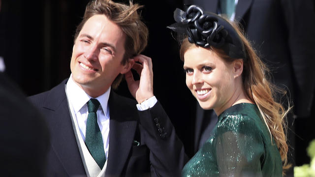 Britain Royals Princess Beatrice