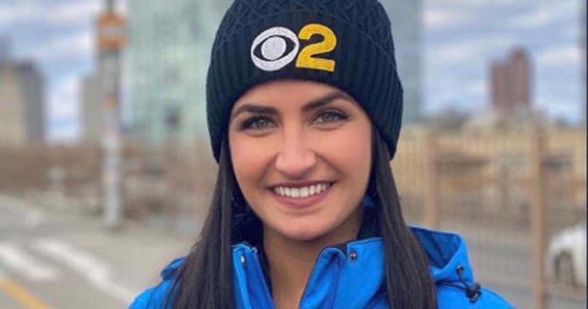 IMG NINA KAPUR, CBS New York Reporter
