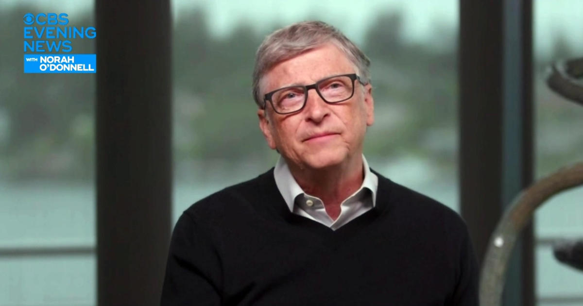 Multiple vaccine doses could be necessary to protect from coronavirus, Bill Gates says