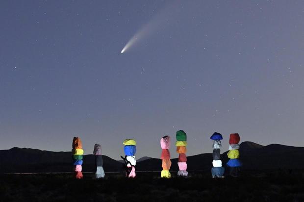 US-SPACE-COMET