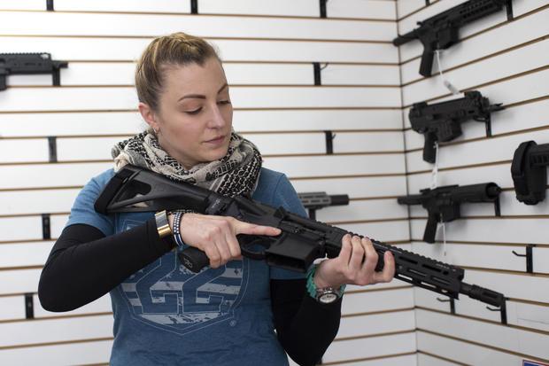Washington State Gun Stores