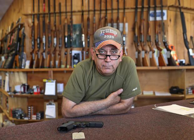 Rhode Island stocking up on guns