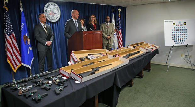 FBI Arrests 47, Seizes Three Houses In Crackdown On Latin Kings Gang Violence