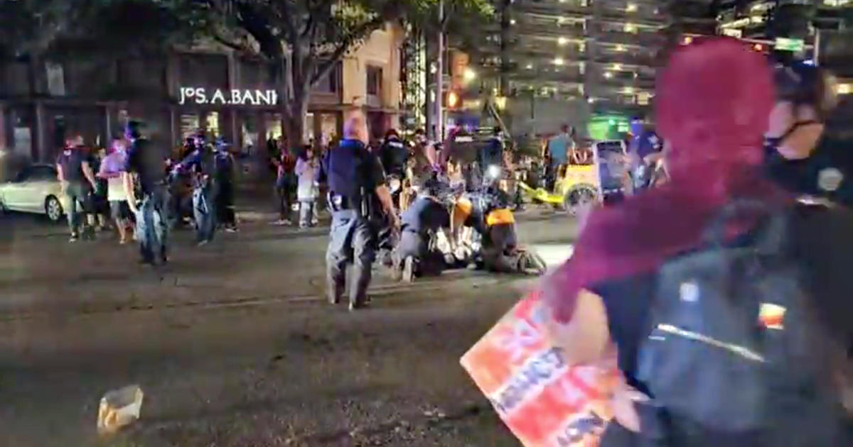1 dead in shooting at downtown Austin protest