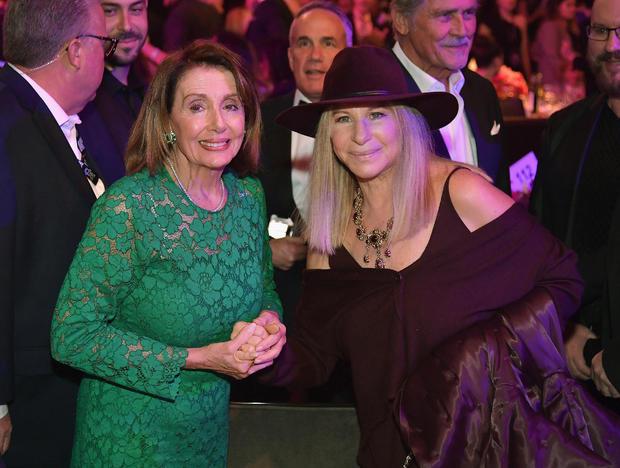 Barbra Streisand Joe Biden