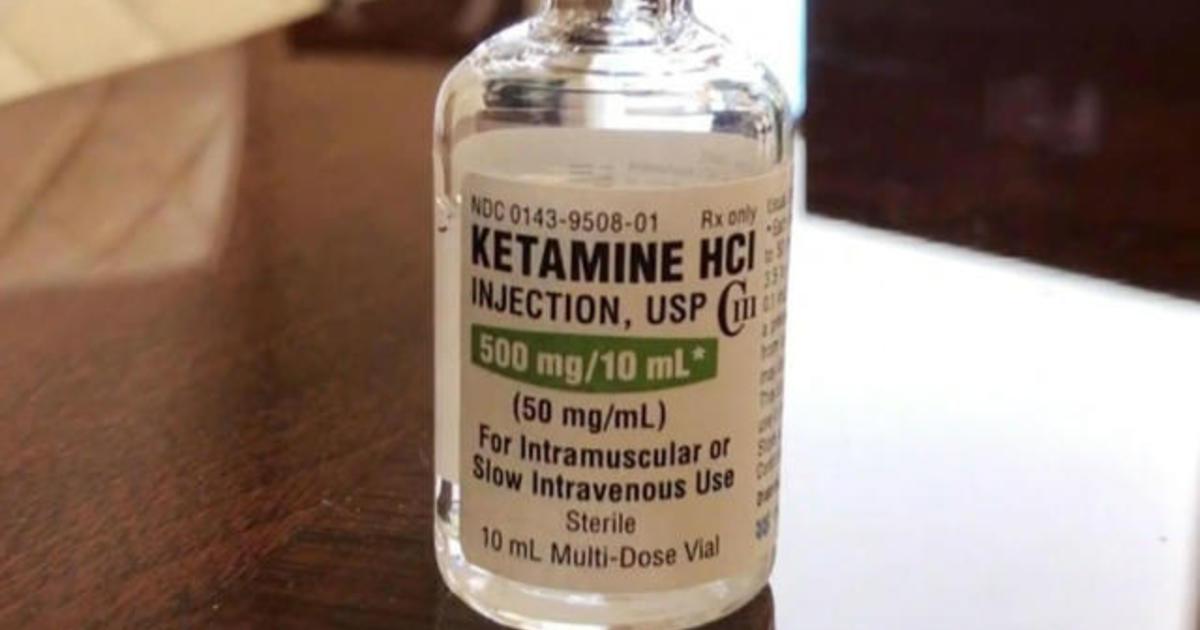 Colorado health department looks into use of ketamine - CBS News