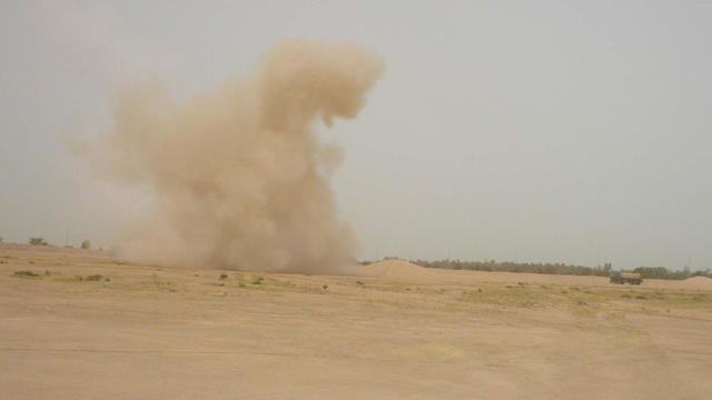 U.S. Forces Open Assault On Iraq