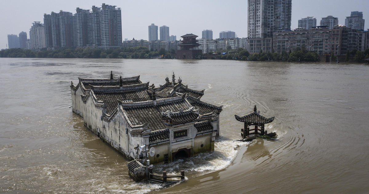 Sea level rise could destroy 20% of the world's GDP by 2100