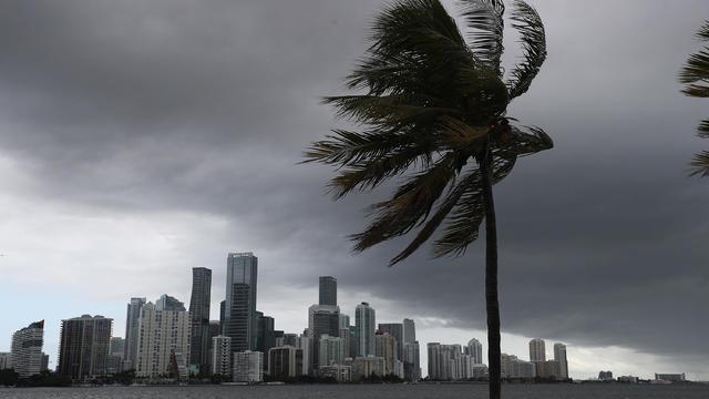 Hurricane Isaias Brushes Along Florida's Eastern Coast