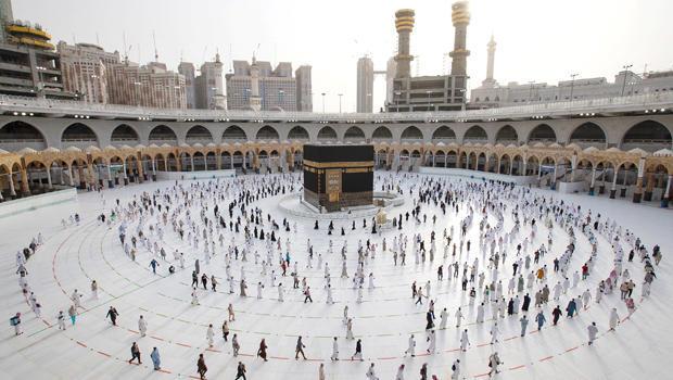 Annual Haj pilgrimage amid COVID-19 pandemic