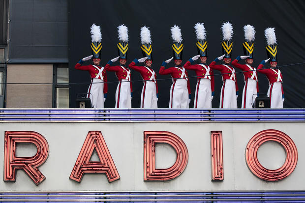 The Rockettes Promote 2016 Radio City Christmas Spectacular
