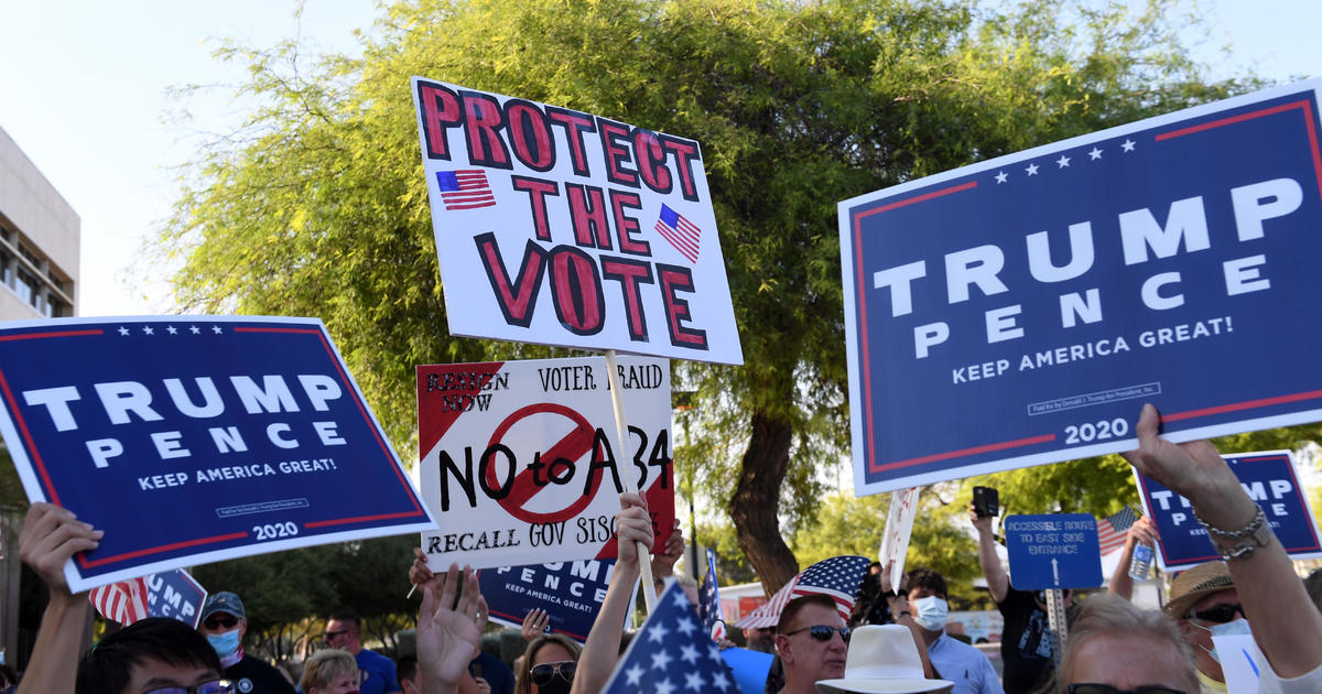 Trump campaign, RNC sue Nevada over bill expanding mail-in voting image