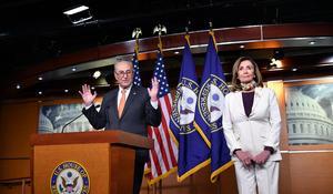 Democrats stick to demands for coronavirus bill as impasse remains