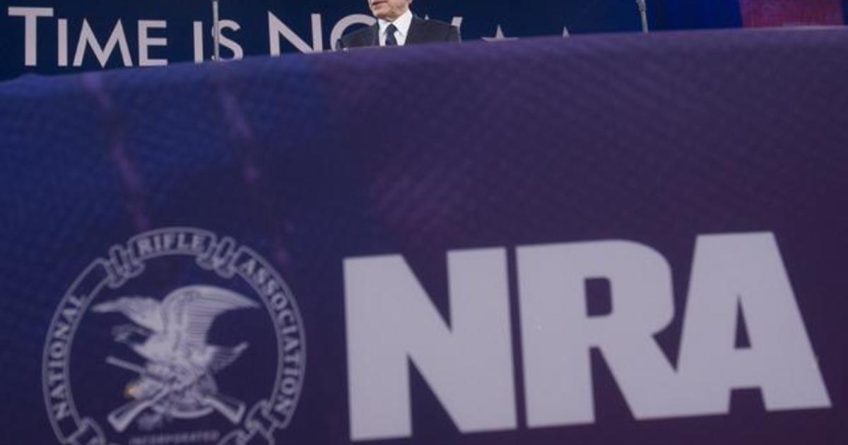 NRA wrong to file for bankruptcy, Texas judge rules