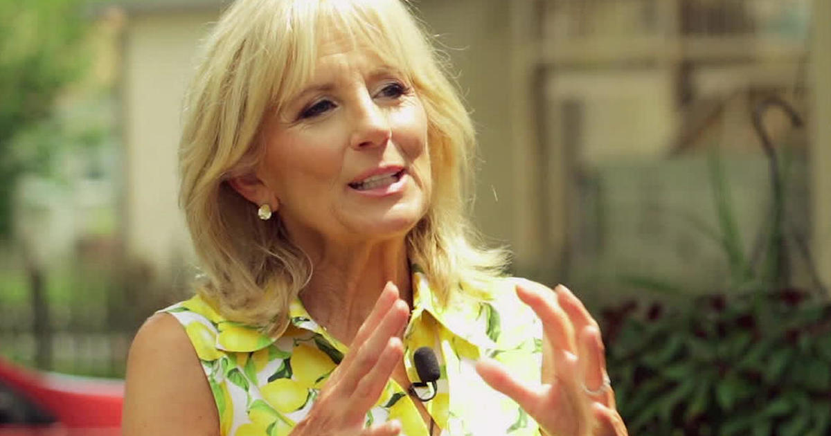 Current Status: Dr. Jill Biden on family, teaching, loss and levity