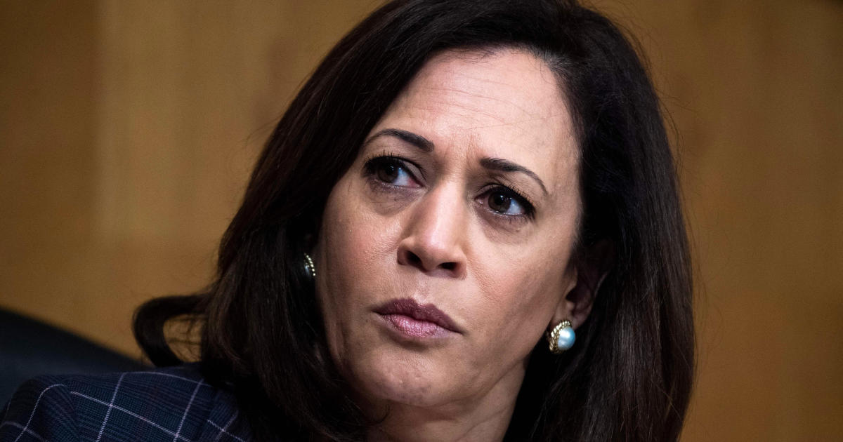 Where Kamala Harris Stands On The Issues Cbs News