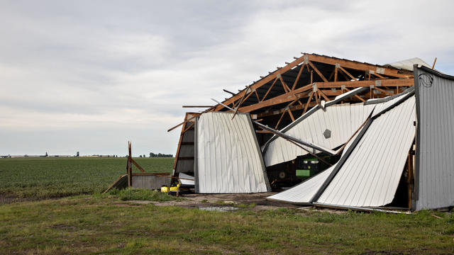 Dangerous Derecho Storm Whips Through Midwest