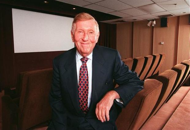 Viacom Chairman Sumner Redstone