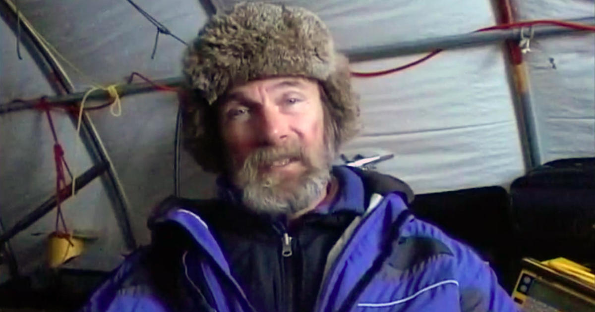 Greenland ice sheet claims life of renowned climate scientist