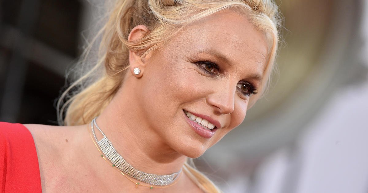 Britney Spears Asks Court To Remove Her Dad As Her Conservator Cbs News