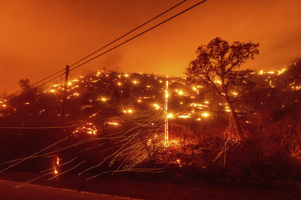 California fires 2020: Homes burn, thousands evacuated