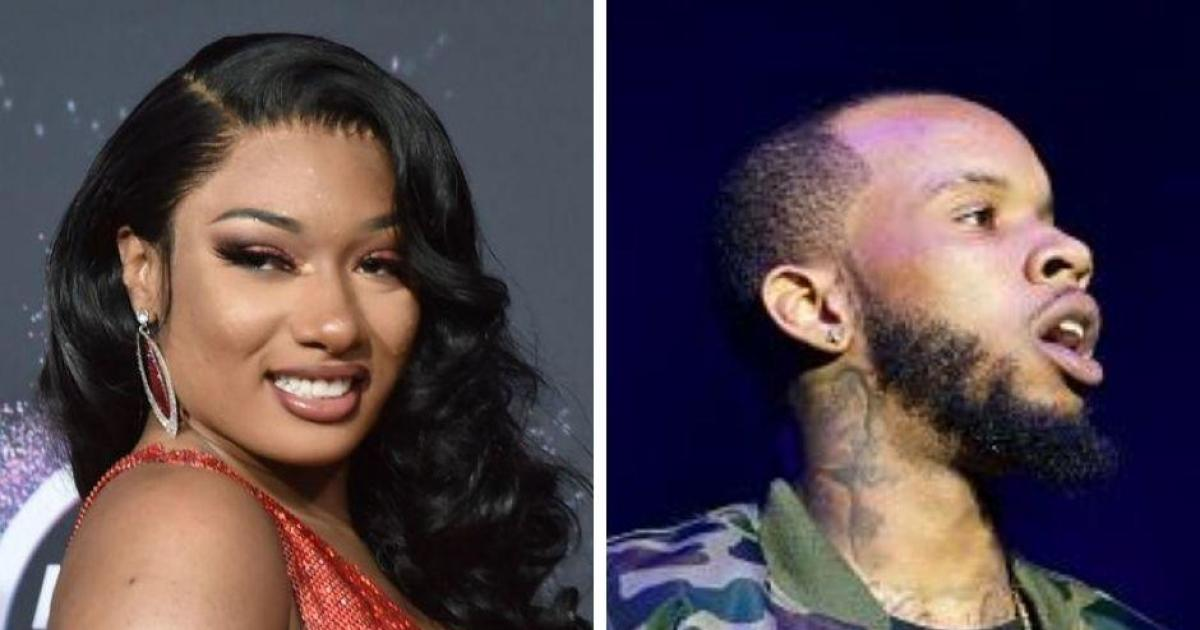 Rapper Tory Lanez charged with shooting Megan Thee Stallion - CBS News